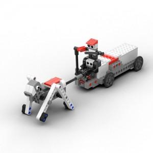 Xiaomi Mi Bunny MITU Penguin Smart Building Blocks Robot
