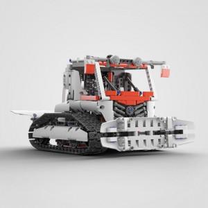 Xiaomi Mi Bunny MITU DIY Toy Block Tank