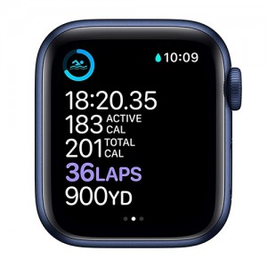 Apple Series 6 Aluminum Case 40mm Smart Watch