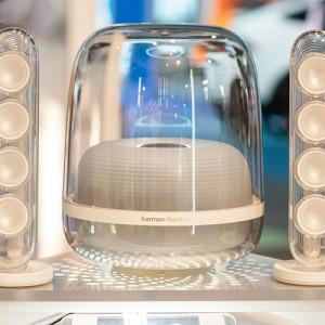 Harman Kardon soundsticks 4 Desktop Speaker