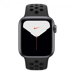 Apple Watch Series 5 44mm Aluminum Case With Nike Sport Band