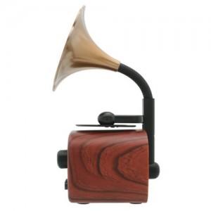 TSCO TS 2321 Phonograph Portable Bluetooth Speaker