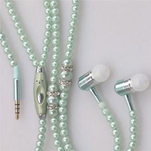 Promate Pearli Necklace Stereo Handsfree