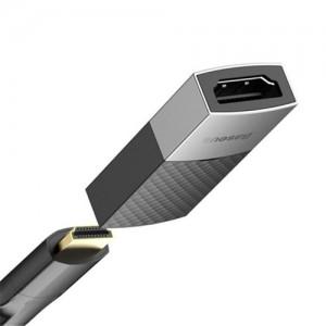 Baseus CAFDQ-0G HDMI Signal Extender Dark Gray