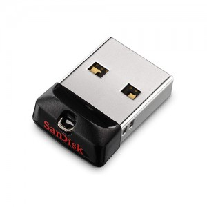 Sandisk Cruzer Fit USB 2.0 Flash Memory 64GB