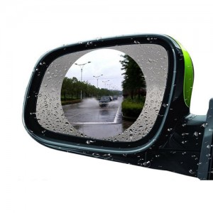 BASEUS 2X ROUND PROTECTIVE RAINCOAT FOR CAR SIDE MIRRORS