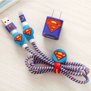 Cover Charger Protector Super Man