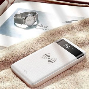 Totu CPBW-06 10000mAh Wireless Charger Power Bank