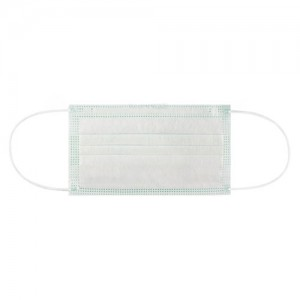 Face Mask 3-ply Construction