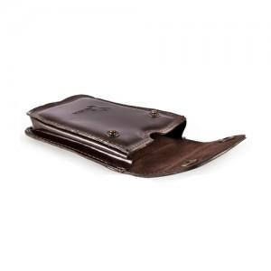 Hard Disk Drive Leather Bag