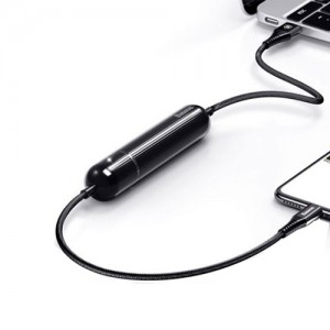 Baseus 2500MAH Energy 2in1 Power Bank Cable
