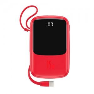 Baseus Q pow BS-P1001C 10000mAh Digital Display Power Bank