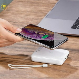 Baseus Mini S Bracket 10000mAh Wireless Charging Power Bank