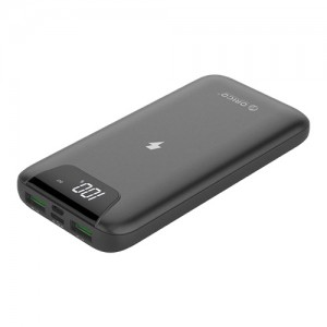 Orico WR10 10000mAh Wireless Charging Smart Power Bank