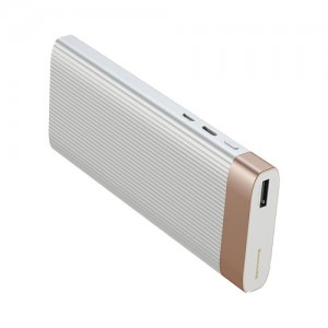 Baseus Parallel Line Portable Version 10000mAh Power Bank