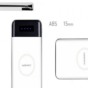 Momax iPower Air IP80 10000mAh Wireless Charger Power Bank