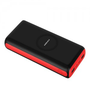 Momax QPower 2X IP82 20000mAh Wireless Charger Power Bank