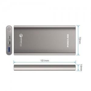 Poweradd MP-TC018 10000mAh Powerbank