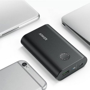 Anker A1311 PowerCore Plus 10050mAh Quick Charge Power Bank
