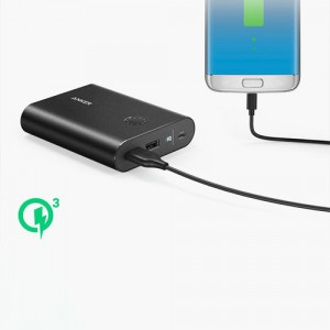 Anker A1316 PowerCore Plus 13400mAh Quick Charge Power Bank