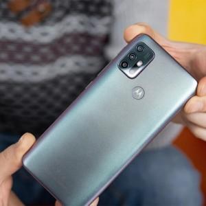 گوشی موبایل موتورولا مدل Moto G60