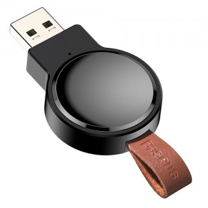 شارژر وایرلس اپل واچ بیسوس مدل Baseus Dotter