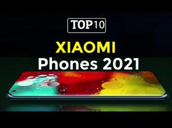 بهترین گوشیهای شیائومی 2021