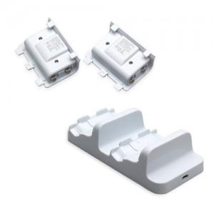 پایه شارژر دوگانه کنترلر ایکس باکس وان به همراه دو عدد باتری