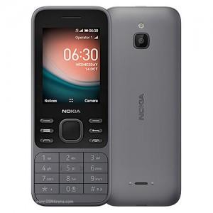 گوشی موبایل نوکیا 6300 4G ظرفیت 4 گیگابایت و رم 512 مگابایت