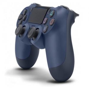 دسته بازی DualShock 4 رنگ سرمه ای Midnight Blue