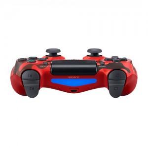دسته بازی DualShock 4 طرح قرمز ارتشی سری جدید