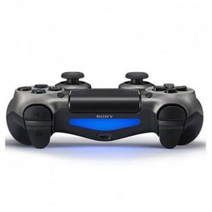 دسته بازی DualShock 4  طرح Steel Black سری جدید