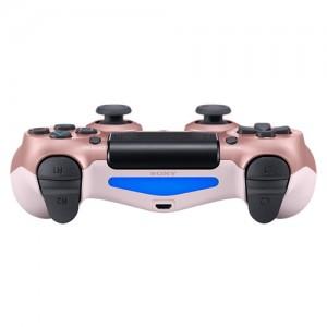 دسته بازی DualShock 4  رنگ رزگلد سری جدید