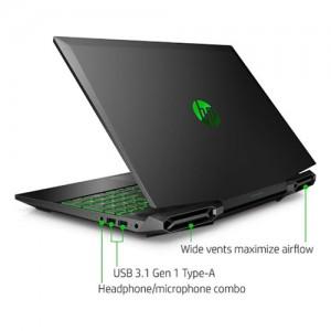 لپتاپ 15 اینچی اچ پی مدل Pavilion Gaming DK1035 پردازنده Core i7 و رم 16GB
