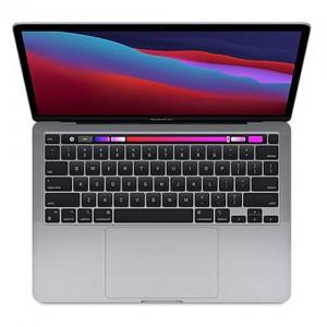 لپتاپ 13 اینچی اپل مدل MacBook Pro MYD82 2020 همراه با تاچ بار پردازنده Apple M1 و رم 8GB