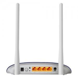 مودم روتر بیسیم تی پی لینک VDSL2/ADSL  مدل TD-W9960