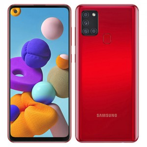 گوشی موبایل سامسونگ Galaxy A21s ظرفیت 64 گیگابایت و  رم 4 گیگابایت
