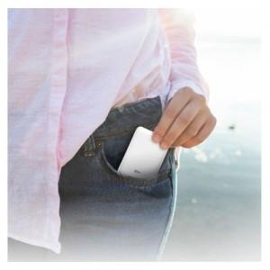 شارژر همراه سیلیکون پاور مدل C100 ظرفیت 10000 میلیآمپرساعت