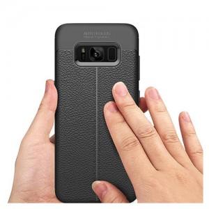 قاب ژله ای اتوفوکوس گوشی سامسونگ مدل Galaxy S8