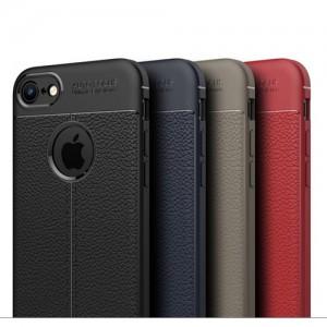 قاب ژله ای اتوفوکوس گوشی اپل مدل  iPhone 8