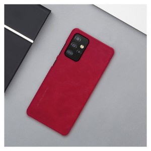 قاب چرمی نیلکین مناسب برای گوشی سامسونگ  Galaxy A52