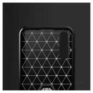 قاب محافظ ژله ای هوآوی  Y8p Rugged Armor Fiber Carbon