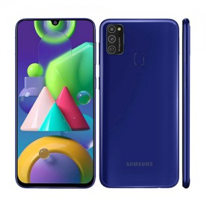 گوشی موبایل سامسونگ Galaxy M21 ظرفیت 128 گیگابایت و رم 8 گیگابایت