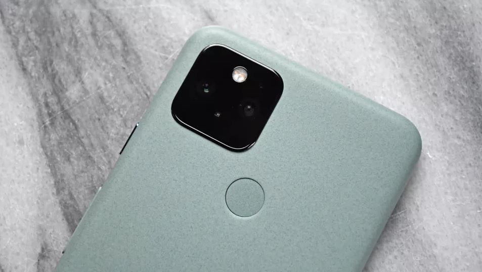 خرید گوشی Google Pixel 5