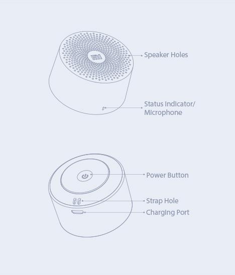 نحوه استفاده از اسپیکر بلوتوث شیائومی Mi Compact 2