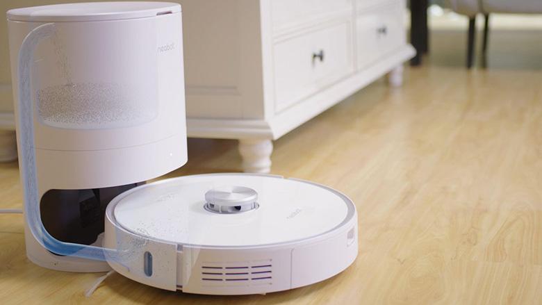 داک شارژر جاروبرقی رباتیک هوشمند