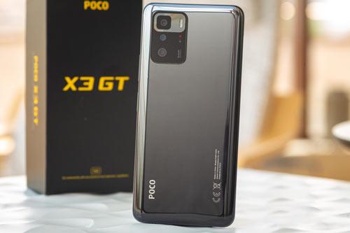 کیفیت ساخت Poco X3 GT