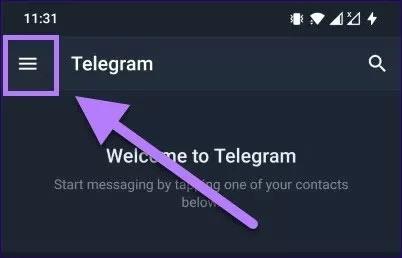 ساخت گروه جدید در تلگرام