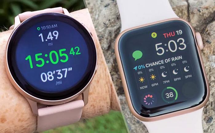 صفحهنمایش ساعت هوشمند: OLED یا LCD
