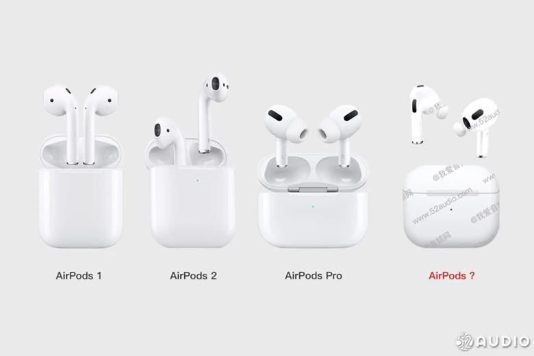 ایرپادهای شرکت اپل